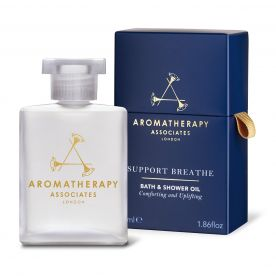 Support Breathe Bath and Shower Oil