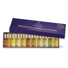 Miniature Bath & Shower Oil Collection